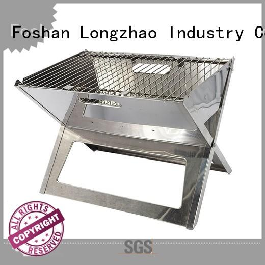 round metal charcoal barbecue grills bulk supply for outdoor bbq