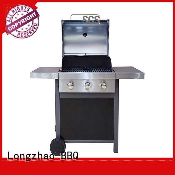 Longzhao BBQ plate gas bbq grill for sale iron for cooking
