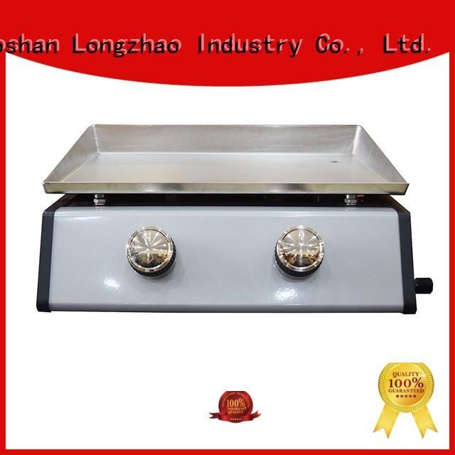 2 burner gas grill cart Bulk Buy gas Longzhao BBQ