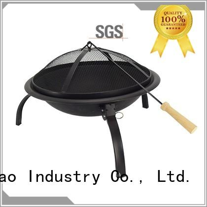 Longzhao BBQ unique coal bbq grill factory direct supply for outdoor cooking