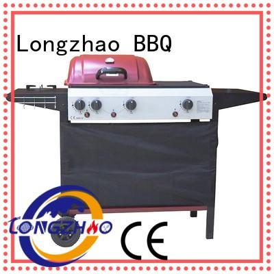 Longzhao BBQ tabletop Gas Grill easy-operation for garden grilling