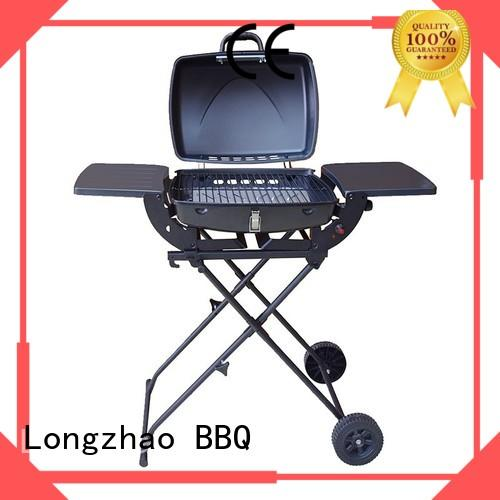 Hot patio best gas bbq cooking burners Longzhao BBQ Brand