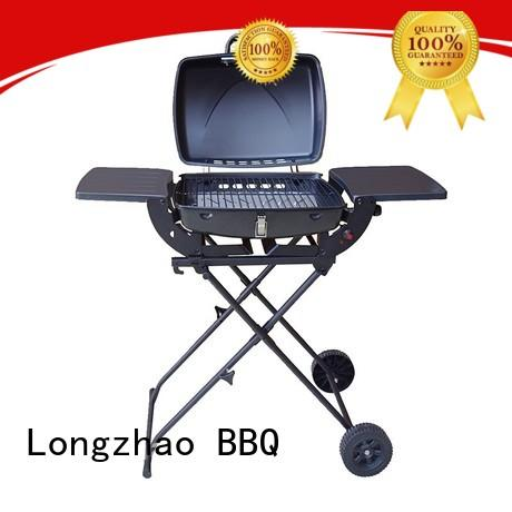 lpg large best gas bbq Longzhao BBQ Brand