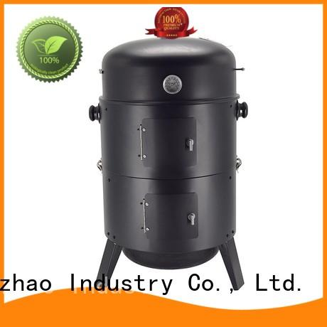 stove barrel bbq grills fire for outdoor bbq Longzhao BBQ