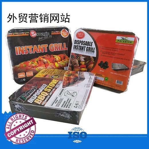 hot sale backyard best charcoal grill garden Longzhao BBQ