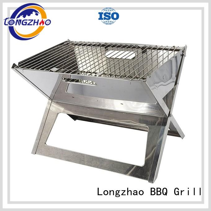 best charcoal grill smoker for outdoor cooking Longzhao BBQ
