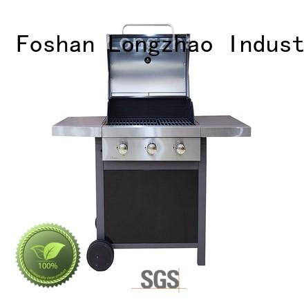 portable fold up grill tables for cooking Longzhao BBQ