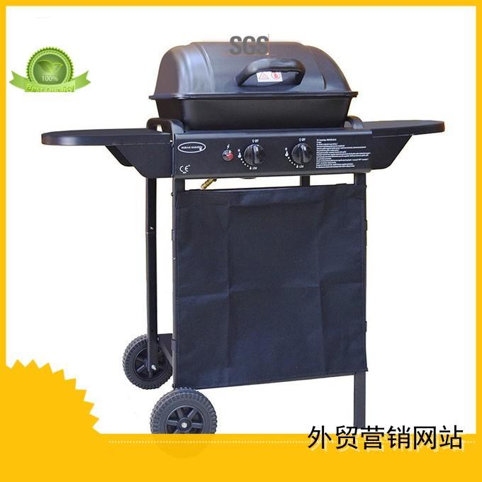 folding Custom moving gas best gas bbq Longzhao BBQ large