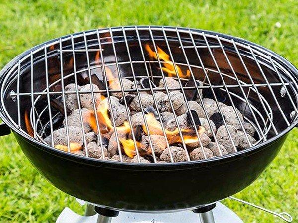 Longzhao BBQ large stainless charcoal grills factory direct supply for outdoor cooking-3