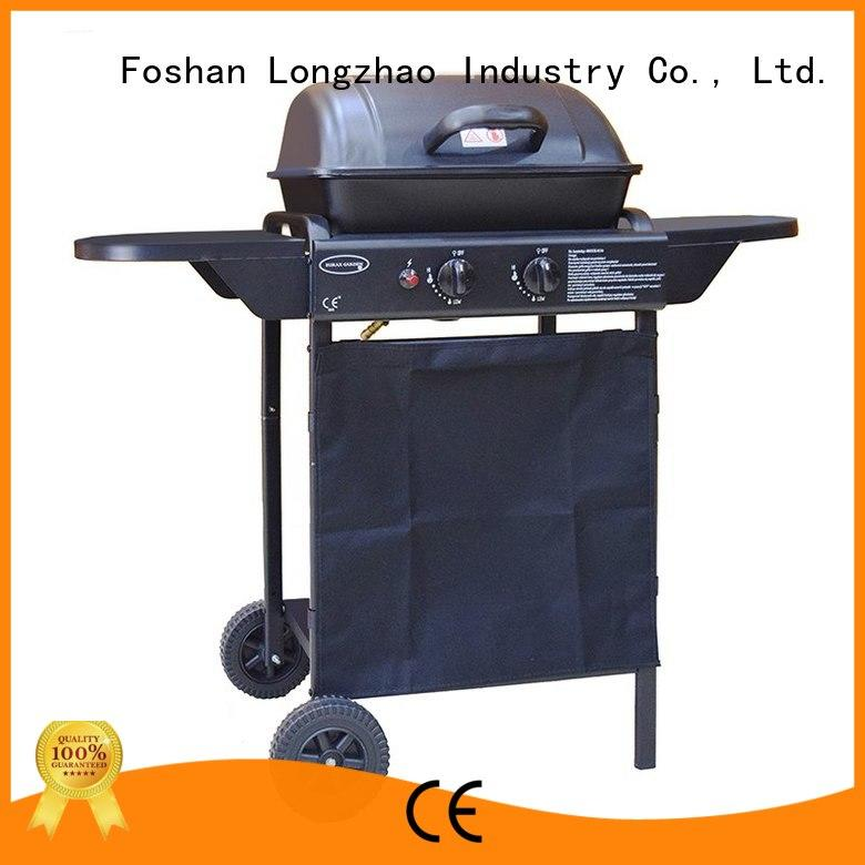 Longzhao BBQ propane gas charcoal grill burner for cooking