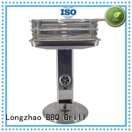 stove bbq grill in garden fire for outdoor cooking Longzhao BBQ