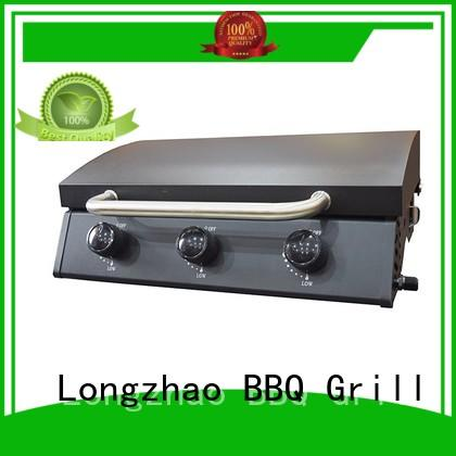 Longzhao BBQ stainless steel portable gas grill classic for cooking