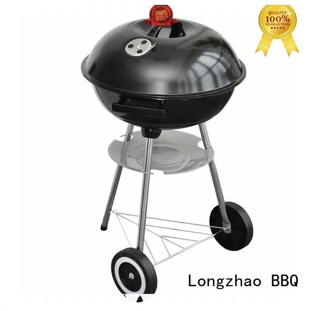 Longzhao BBQ unique round bbq grills for sale wood for outdoor bbq