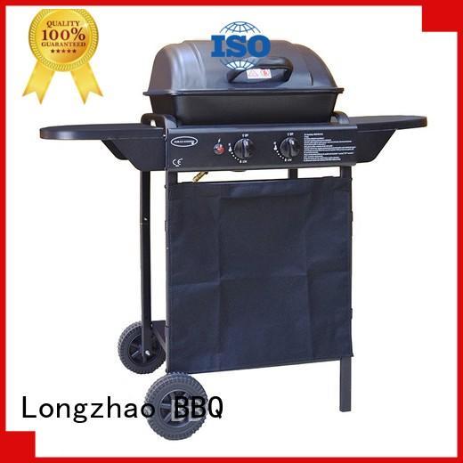 large base burner gas grills easy-operation for garden grilling