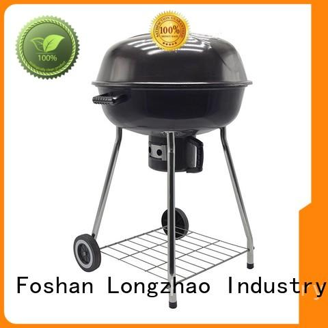 Longzhao BBQ coloful barbecue smoker for sale wood for camping