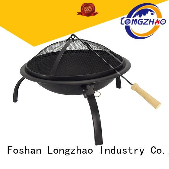 gas barbecue bbq grill 4+1 burner ball round liquid gas grill charcoal Longzhao BBQ Brand