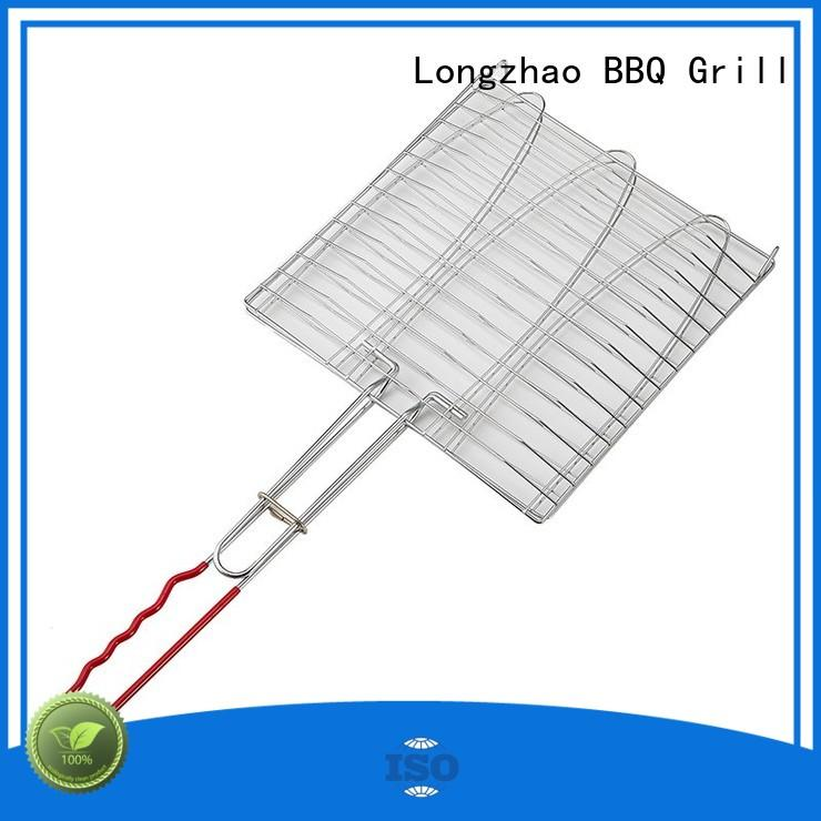 Longzhao BBQ bbqgrill accessories best price for outdoor camping