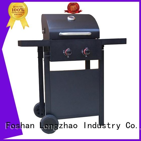 expert tabletop gas grill liquid for garden grilling Longzhao BBQ