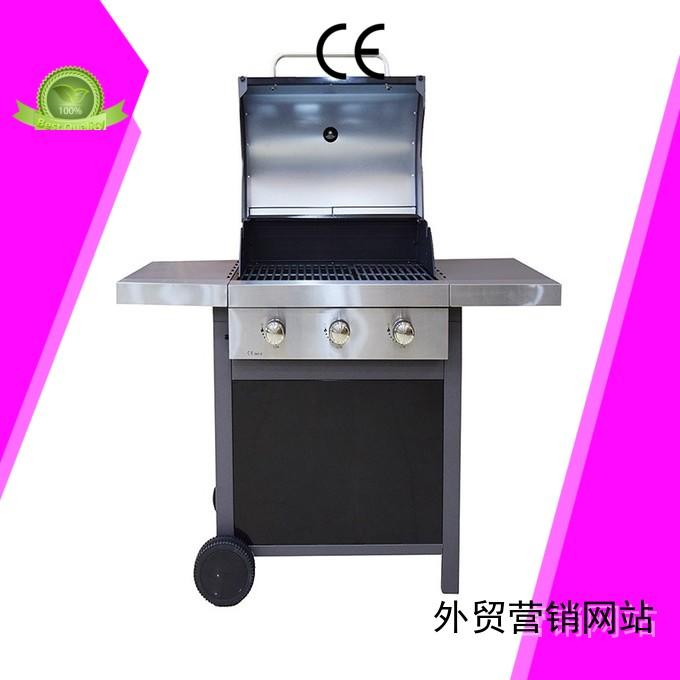 hot selling grills manufacturer direct selling OEM best gas bbq Longzhao BBQ
