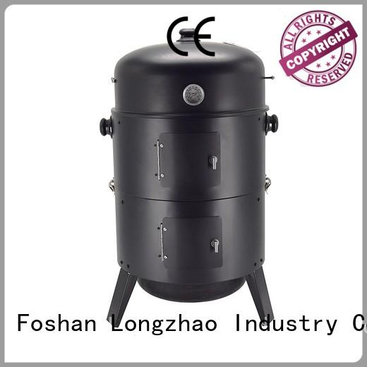 Longzhao BBQ best charcoal grill bulk supply for outdoor bbq