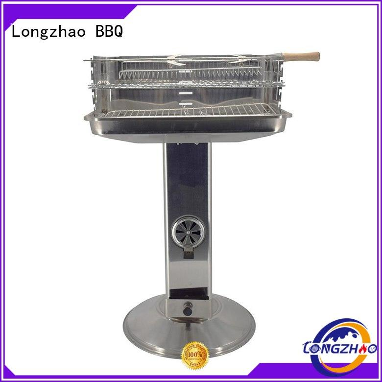 Longzhao BBQ ball shaped grill for barbecue