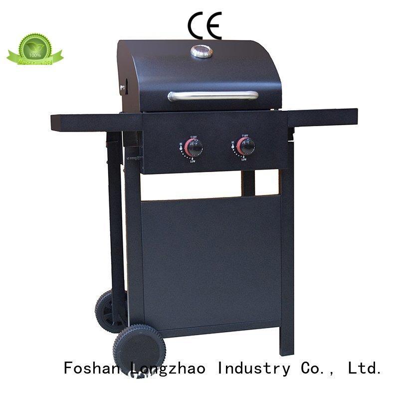 Wholesale eco-friendly best gas bbq Longzhao BBQ Brand