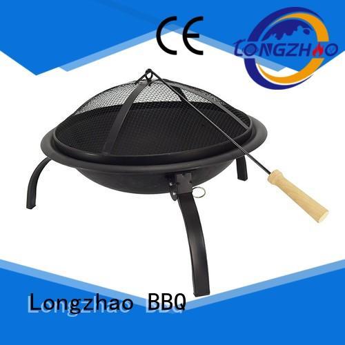 Custom burning liquid gas grill hot sale Longzhao BBQ