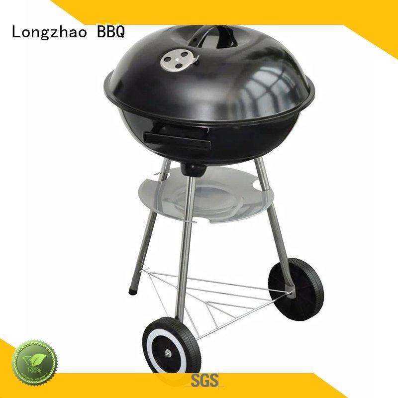 Wholesale pumpkim disposable bbq grill near me Longzhao BBQ Brand