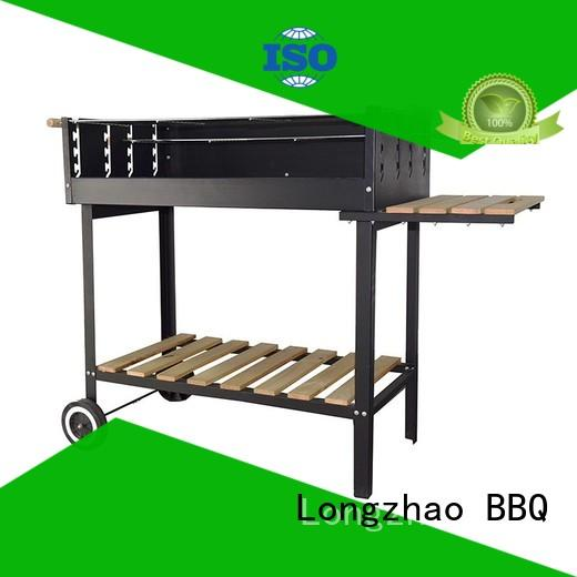 Wholesale moving disposable bbq grill near me simple Longzhao BBQ Brand