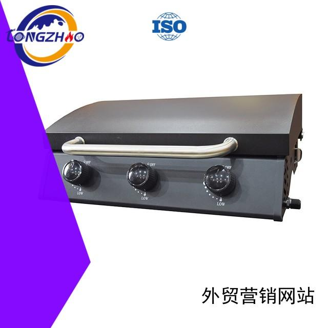 Longzhao BBQ Brand burners base classic garden best gas bbq