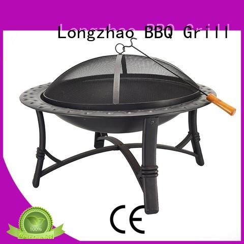 charcoal bbq pits bulk supply for camping Longzhao BBQ