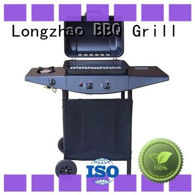 stainless steel bbq gas grill patio for cooking Longzhao BBQ