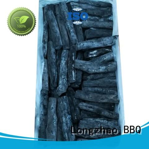 Longzhao BBQ high-quality laos white charcoal manufacturer for cooking
