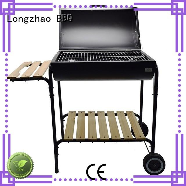 Longzhao BBQ charcoal broil grill bulk supply for outdoor bbq