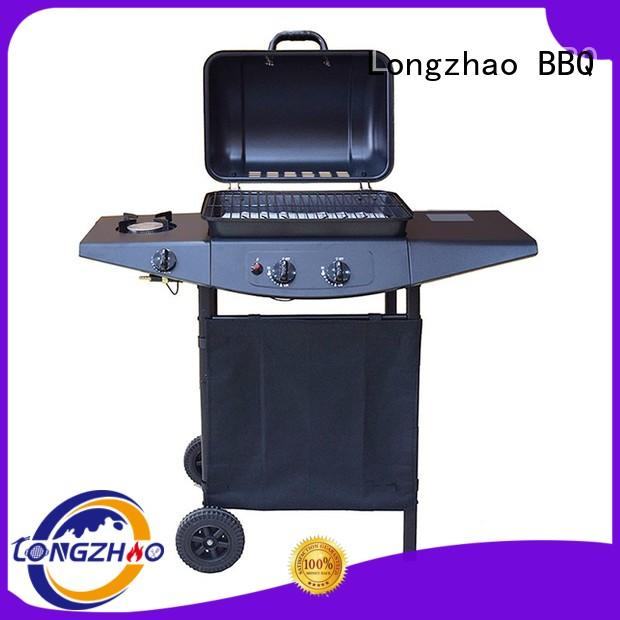 2+1 Burners Backyard Butane Gas BBQ Grills