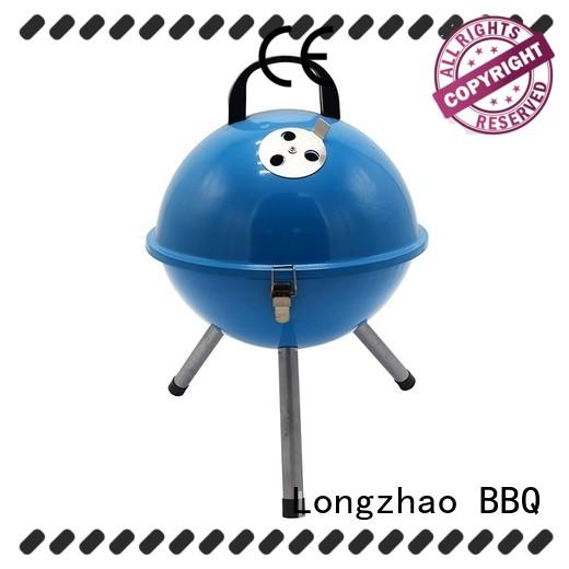 Longzhao BBQ cheap charcoal grill high quality for outdoor bbq