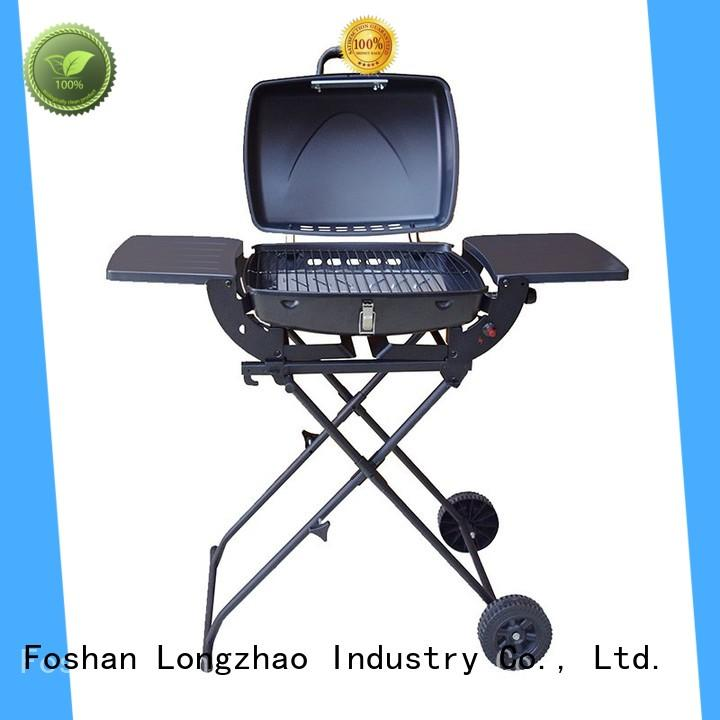 Longzhao BBQ propane outdoor grill free shipping for garden grilling