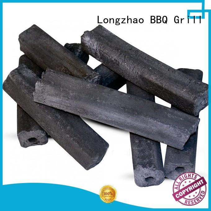 Longzhao BBQ factory rice sawdust charcoal super for grilling