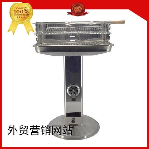 heavy foldable best charcoal grill simple Longzhao BBQ Brand