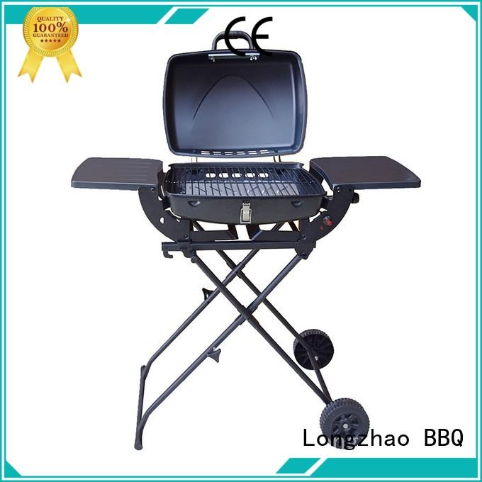 Longzhao BBQ liquid tabletop gas grill burner black for cooking