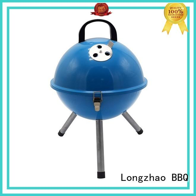 Longzhao BBQ small bbq charcoal grills on sale factory direct supply for barbecue