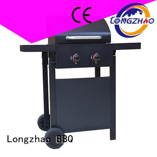 Longzhao BBQ outdoor lowes natural gas grill fast delivery for garden grilling