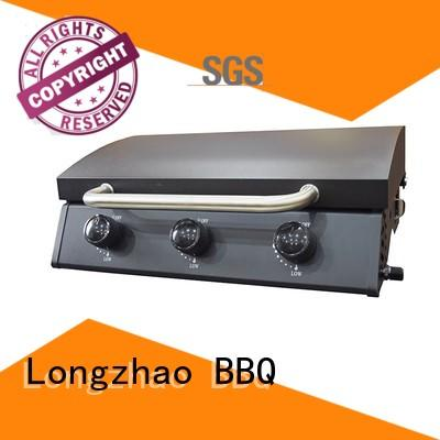 Longzhao BBQ burners cast iron bbq grill cast for cooking