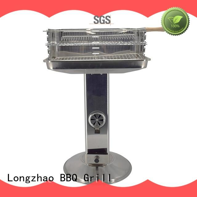 rectangular heavy duty bbq grills inquire now for barbecue Longzhao BBQ