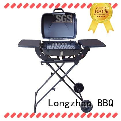 plate tabletop Gas Grill griddle for garden grilling Longzhao BBQ