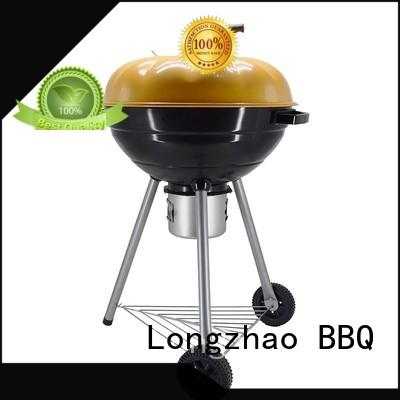 coloful best charcoal grill side for outdoor bbq