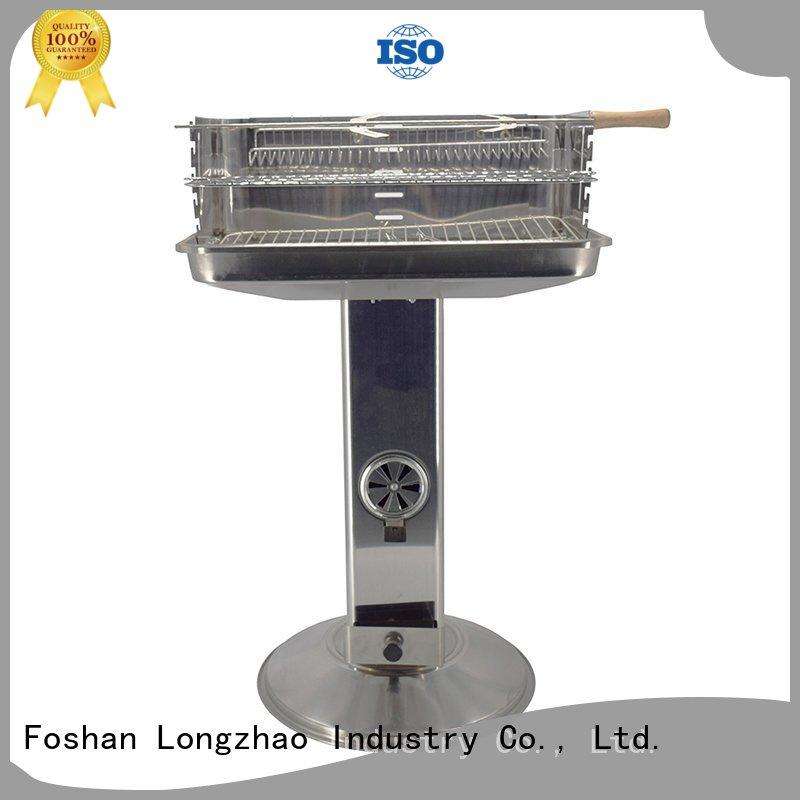 Longzhao BBQ bbq charcoal grills on sale high quality for camping