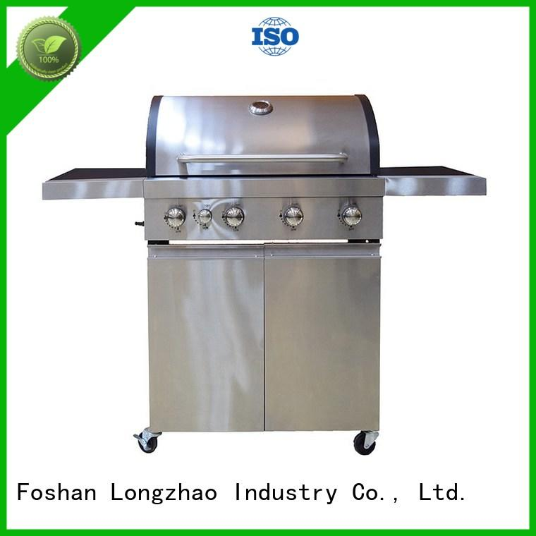 plate low price best gas bbq Longzhao BBQ Brand