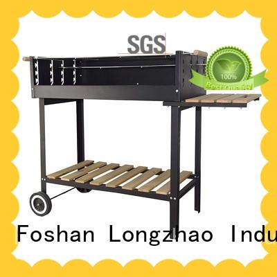 Longzhao BBQ simple portable barbecue grill burning for outdoor bbq