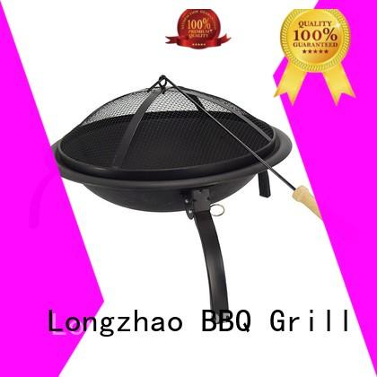 Longzhao BBQ stainless charcoal grills bulk supply for outdoor bbq